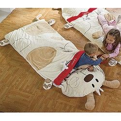 Kids Sleeping Bag Dog Character With Pillow Review
