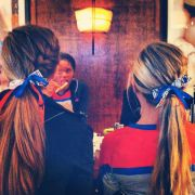 beautiful softball hairstyles