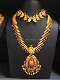 South Indian Bridal Jewellery Set | Indian bridal jewelry ...