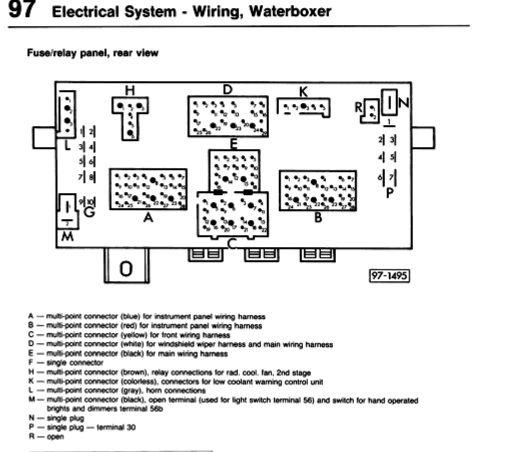 Pacifica Power Module Fuse Box Diagram Circuit Wiring Diagrams
