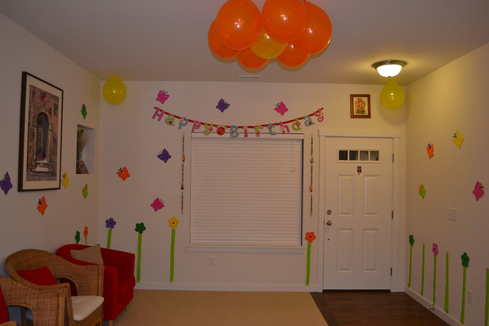 Birthday Party Decoration Ideas At Home KIdS BiRtHdAy PaRtY