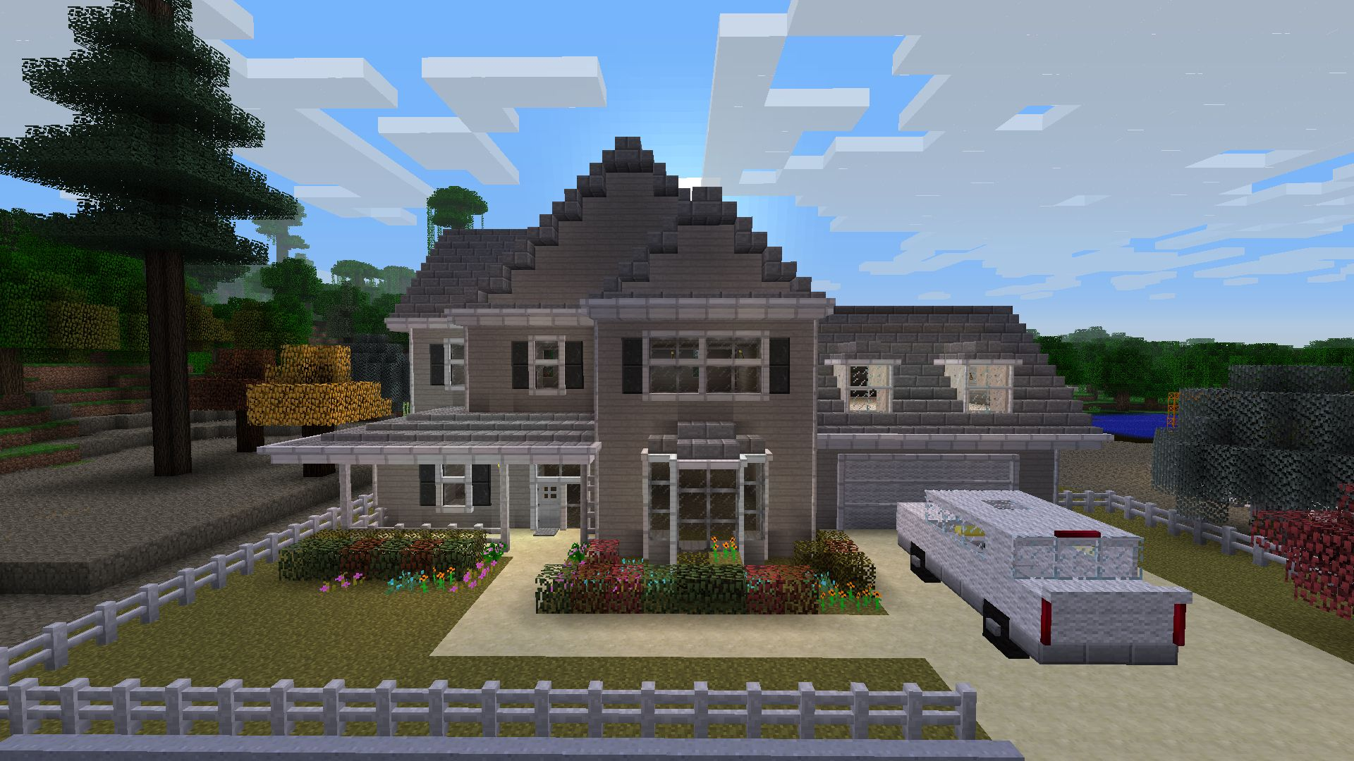 I Built That! It's So Cool! DIY Minecraft Everything Pinterest