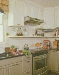 Shelf above stove | kitchen solutions | Pinterest | Stove ...