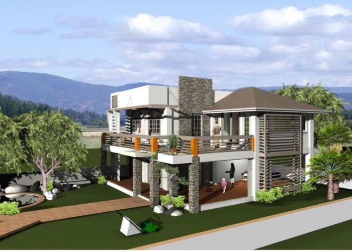 House design in the philippines iloilo designs  also best plans blueprint my pinterest modern