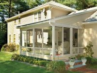 House Design, Screened In Porch Design Ideas With Porch ...