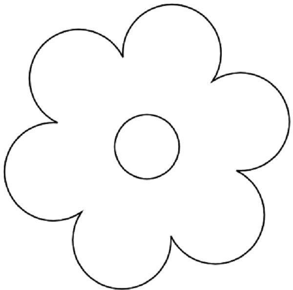 Blumen malvorlage - Ausmalbilder für kinder Ausmalbilder