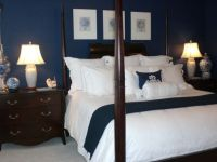 The 25+ best Navy blue bedrooms ideas on Pinterest | Navy ...