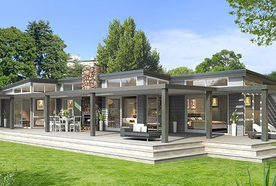 Home Building Wooden Floor & Timber Frame House Plans New Zealand