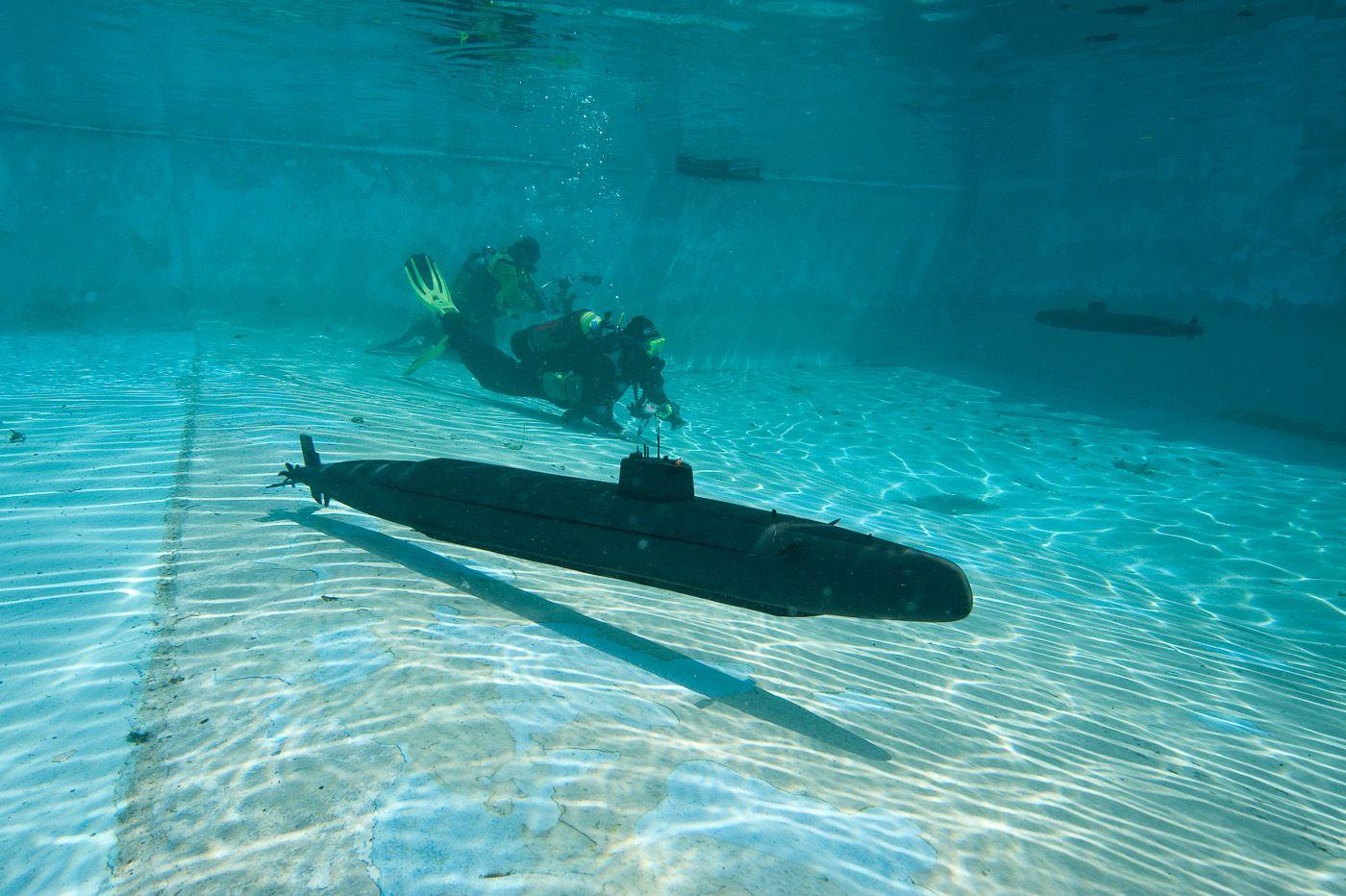 Big Rc Submarines Sale