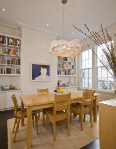Contemporary dining rooms from spi design designers  portfolio home garden television also rh pinterest