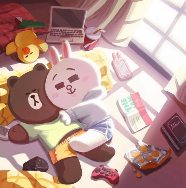 The 25 Best Cony Brown Ideas On Pinterest Line Cony Brown Wallpaper And Line Brown Bear