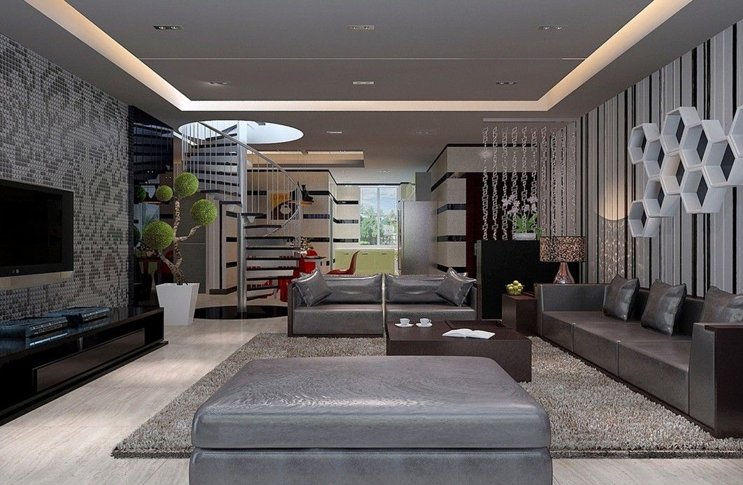 cool Modern Interior Design Living Room  Home Interior Design Photos  Pinterest  Interior