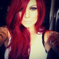 The 25+ best Blood red hair ideas on Pinterest | Dark red ...
