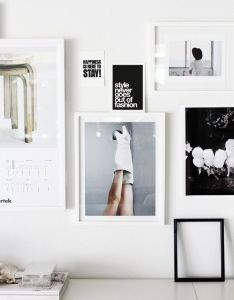 Find this pin and more on frames by lidiakrawczyk the collage wall photo also paper thin walls pinterest spaces rh nz