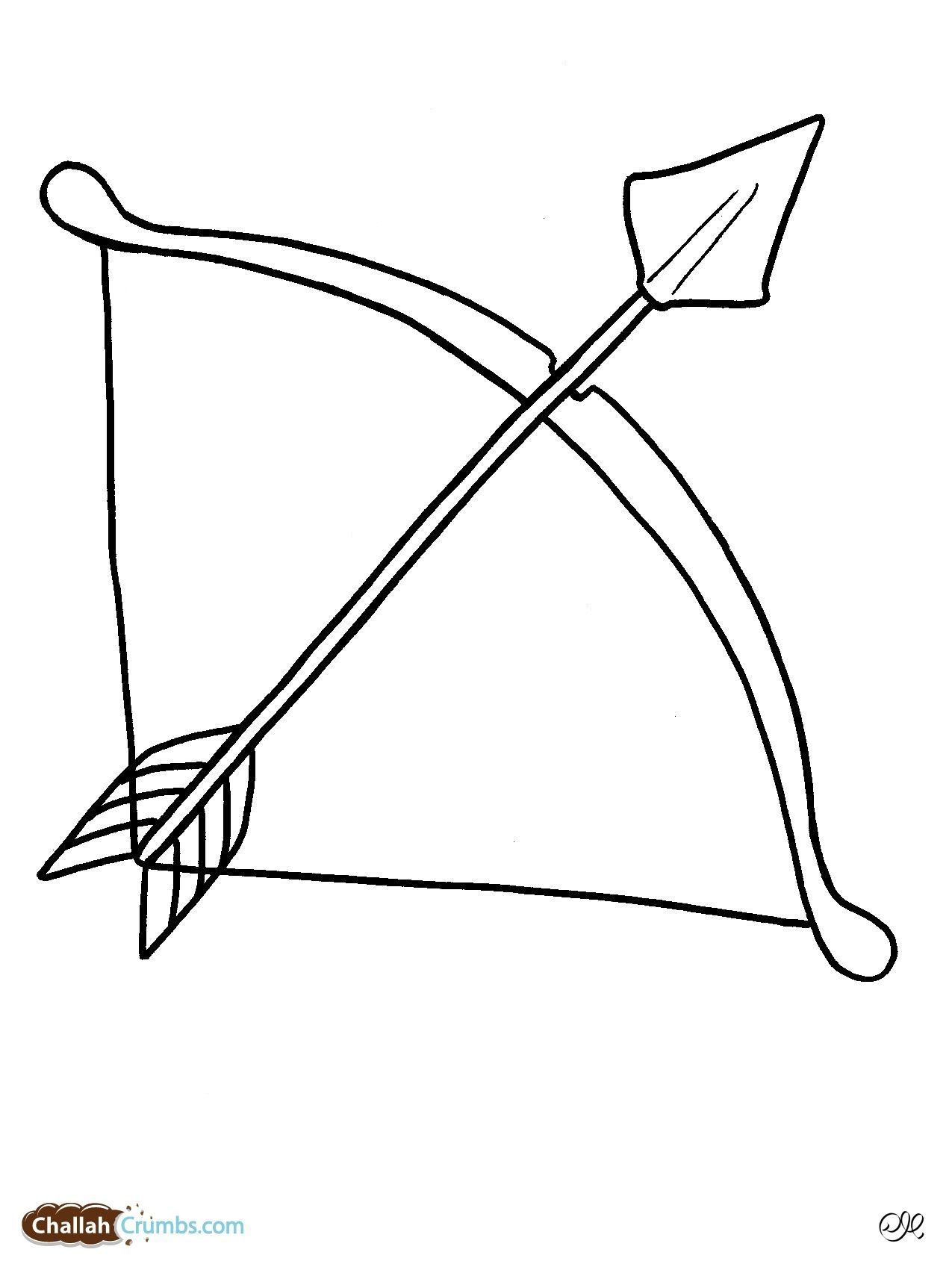 Image Result For Free Printable Bow And Arrow
