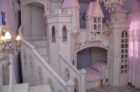 Princess room castle bed | Future idea for kids ...