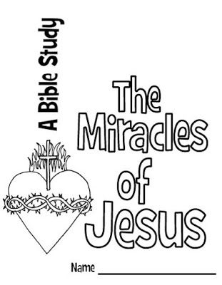 The Miracles of Jesus [Bible Study for Kids] Free