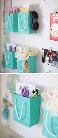 25+ DIY Ideas & Tutorials for Teenage Girls Room ...