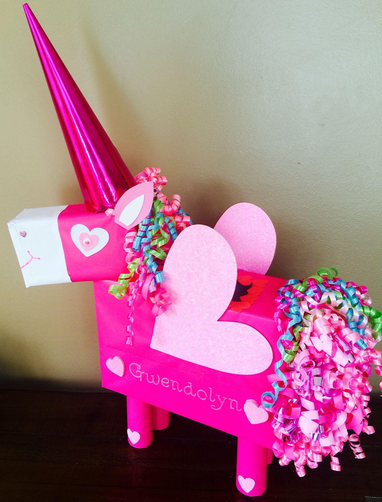 Girls Box Day Valentines Ideas