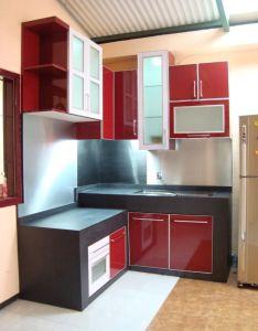 Dapur minimalis desain dekorasi ruang terbaru also pin by interior jakarta on pinterest rh za