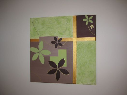 Diy Canvas Painting Ideas Homemade Art Wall French