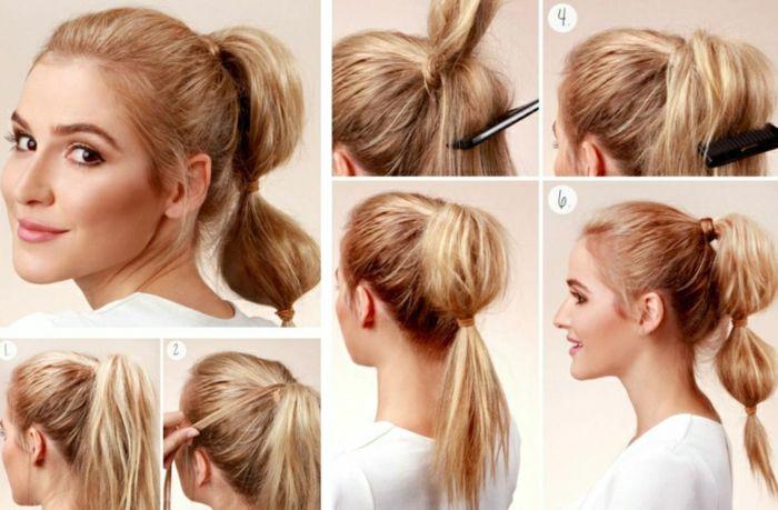 Schöne Frisuren Für Lange Haare Schritt Für Schritt Anleitung