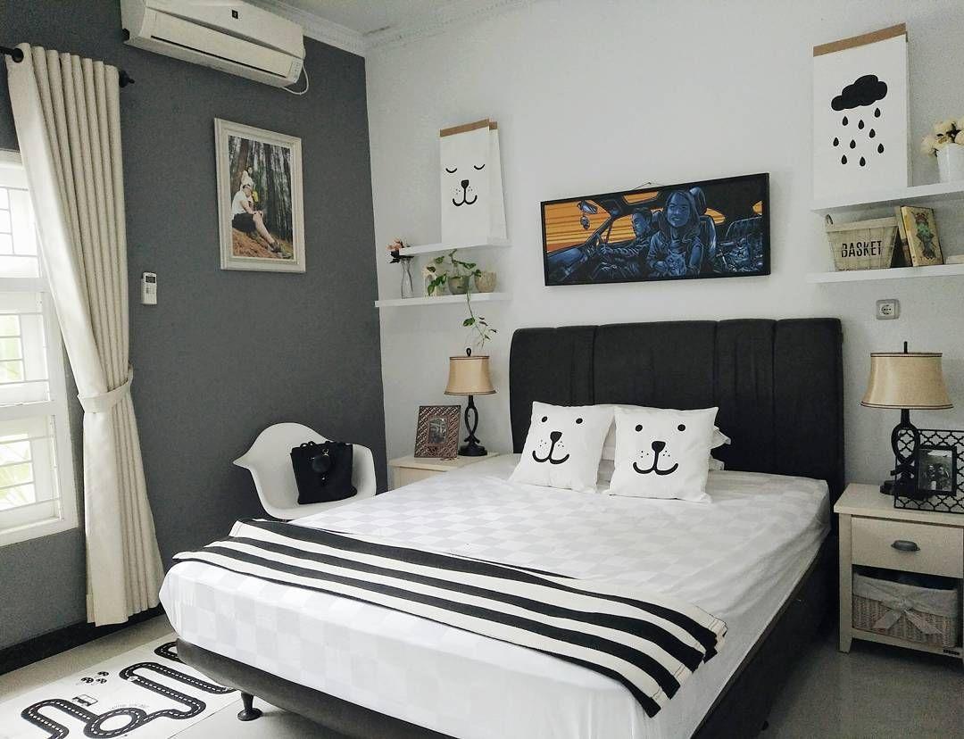 Desain Kamar Tidur Orang Korea