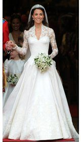 Brautkleid Von Kate Kate Und William Pinterest