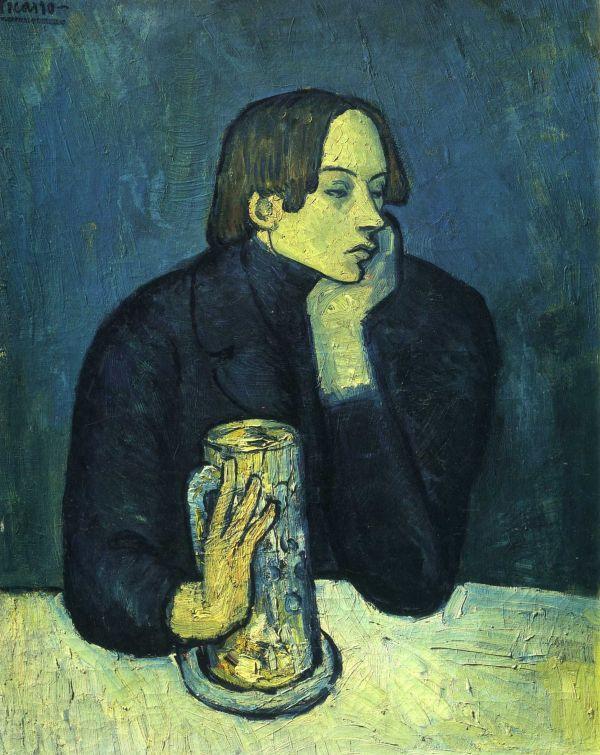 Pablo Picasso Portraits Paintings