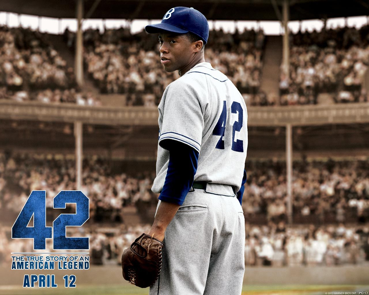 Jackie Robinson Story Poster Wallpaper