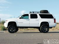 2007 Chevrolet 2500 Suburban Defender Roof Rack   Offroad ...