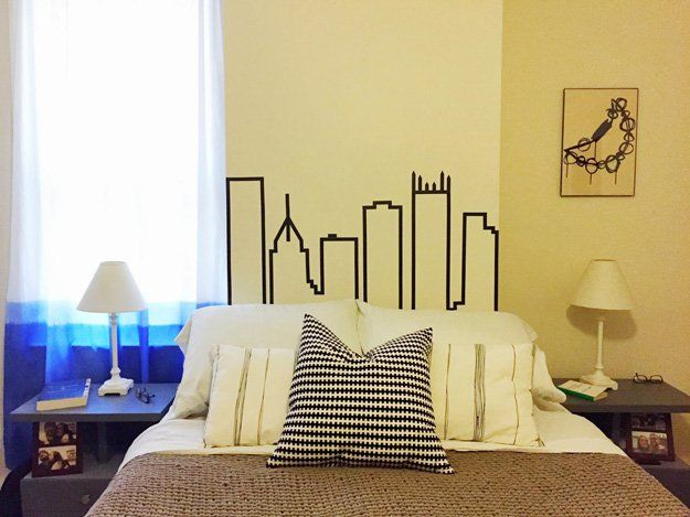 Fun and easy diy headboard ideas for teen boys https diyprojects also room decor rh za pinterest