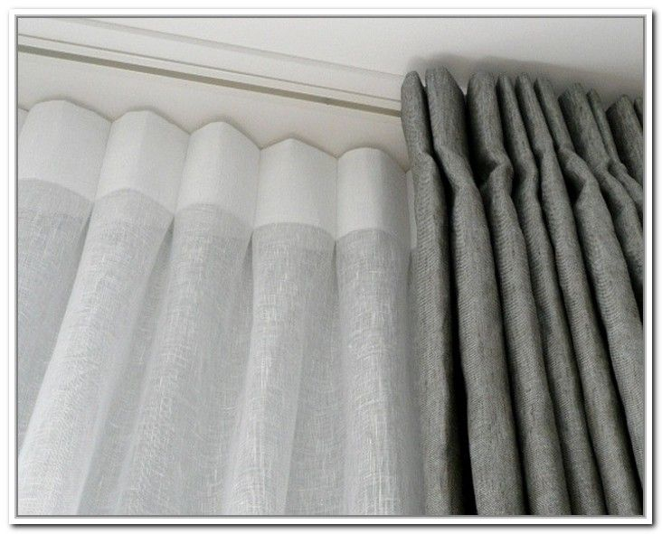 Ceiling Curtain Tracks Decorating Pinterest Ceiling Curtains