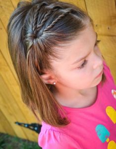 Gorgeous hairstyles for little girls stay at home mum also best girl hair styles images on pinterest rh