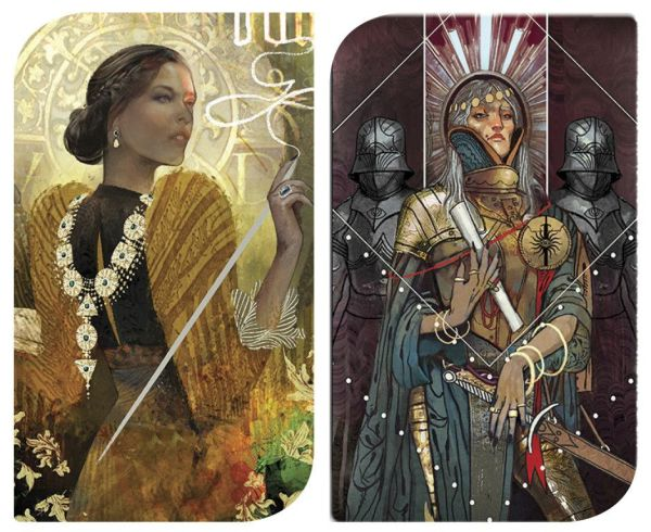 Dragon Age Inquisition Tarot Album on Imgur character