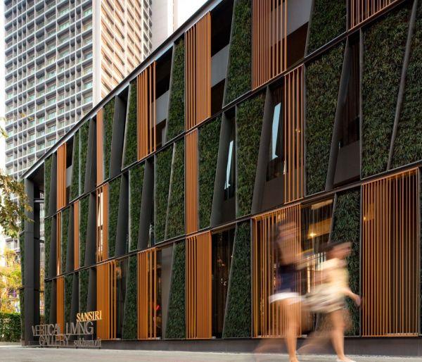 Vertical Living Shma Sansiri Pcl Sda Urban Architecture Facades