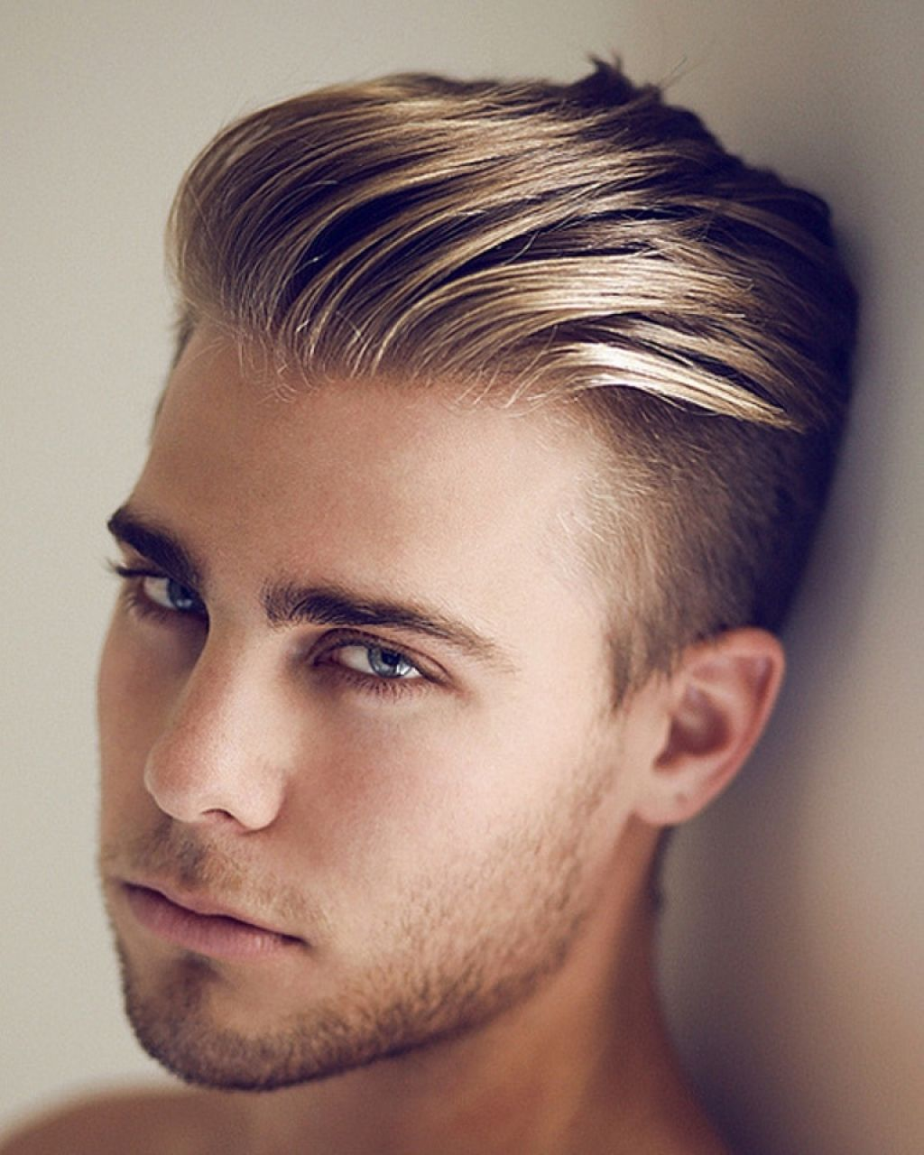 Hairstyle Blonde Men Hledat Googlem Haircut Pinterest