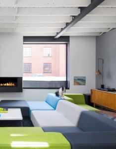 Le is  minimalist house located in montreal canada designed by atelier moderno designer his two sons and their tireless terrier winston share also turns former workshop into home rh za pinterest