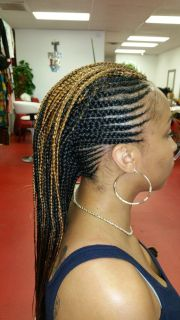 african hair braiding cornrow styles