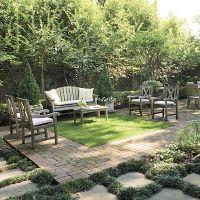 Backyard Retreat - Classic Courtyards | Backyard retreat ...