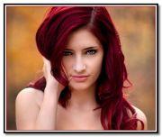 red velvet cupcake hair color