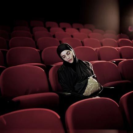 Angelo Cricchi Mujer Kamikaze En El Teatro Dubrovka De Moscú On