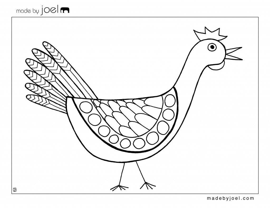 I love this blog! Great coloring sheets to print and use
