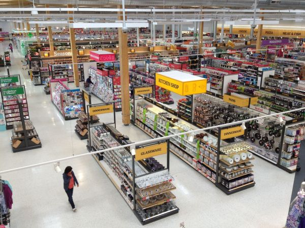 Sainsbury' - Kings Lynn Homewares Home Cook & Dine