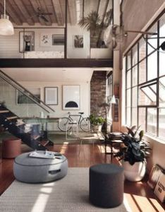 Loft life by hunting for georgethis inspiring apartment situated in australia was designed george also tumblr   zs  rolzgko  home pinterest design rh za