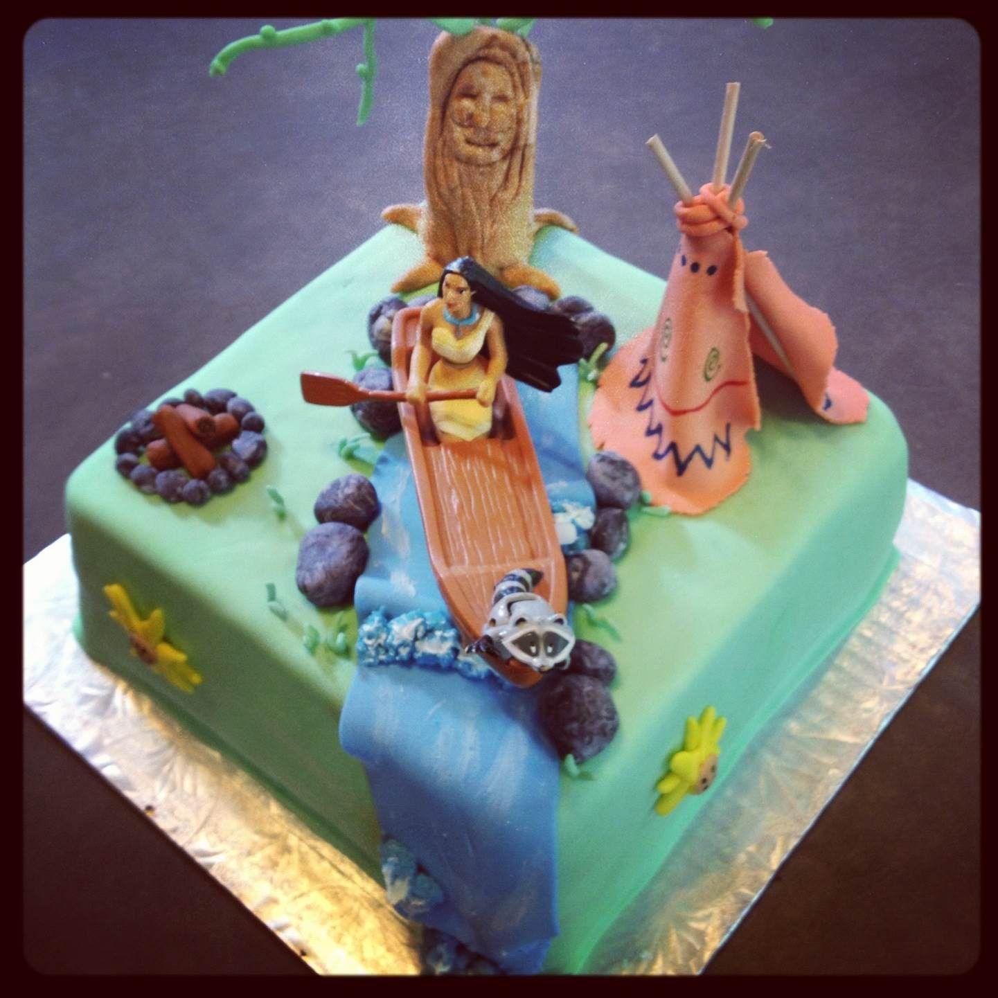 Best 25 Pocahontas Cake Ideas