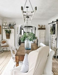 French country dining rooms decoration ideas also shabby rh pinterest