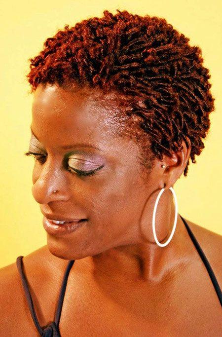 Super Short Dreadlocks Hairdo For Women Hairstyles Pinterest