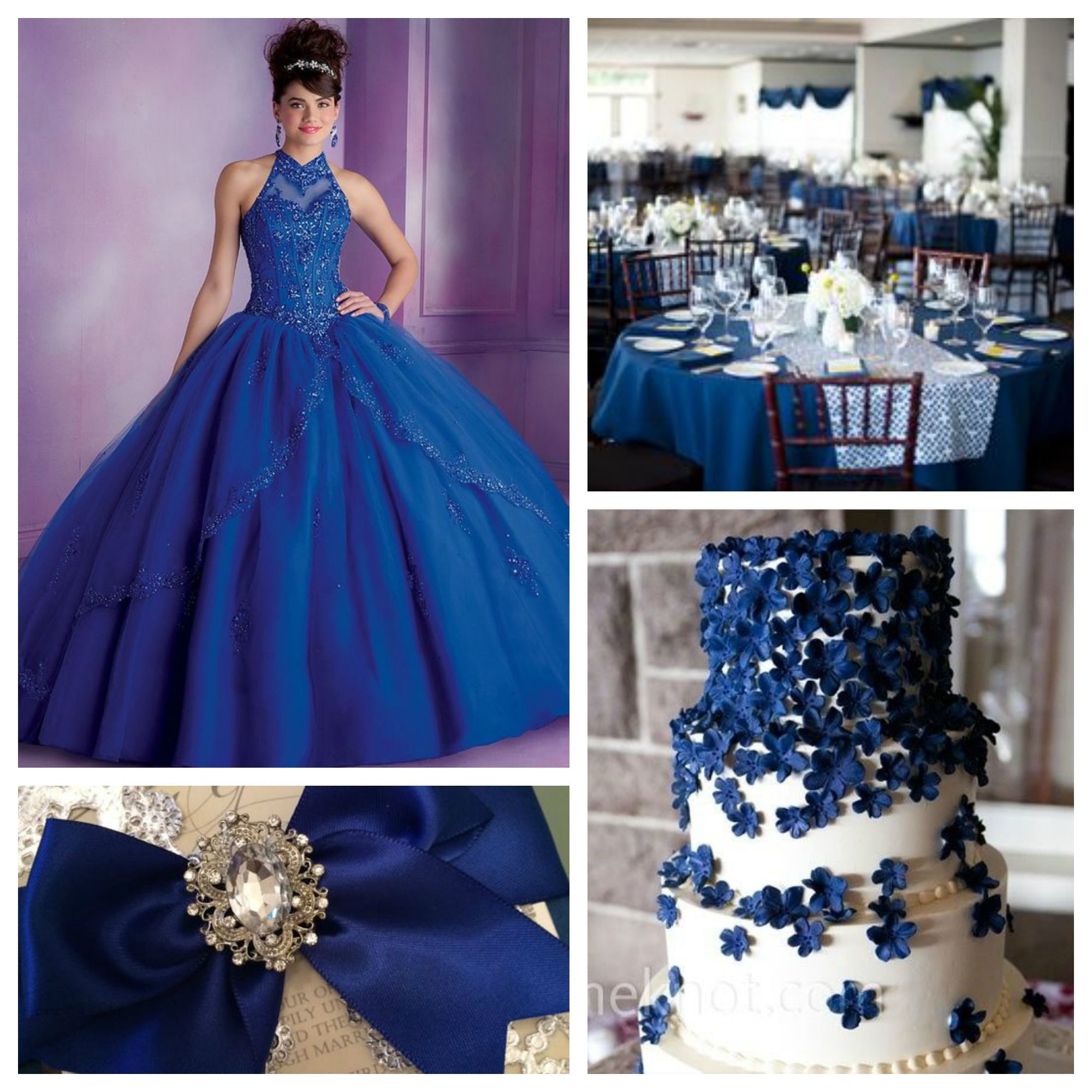 Quince Theme Decorations