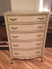 Vintage Drexel French Provincial Dresser - by ...